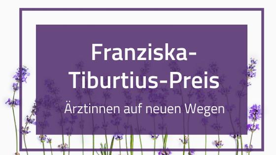Franziska-Tiburtius-Preis